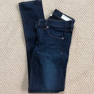 Rag & Bone dark wash jeans